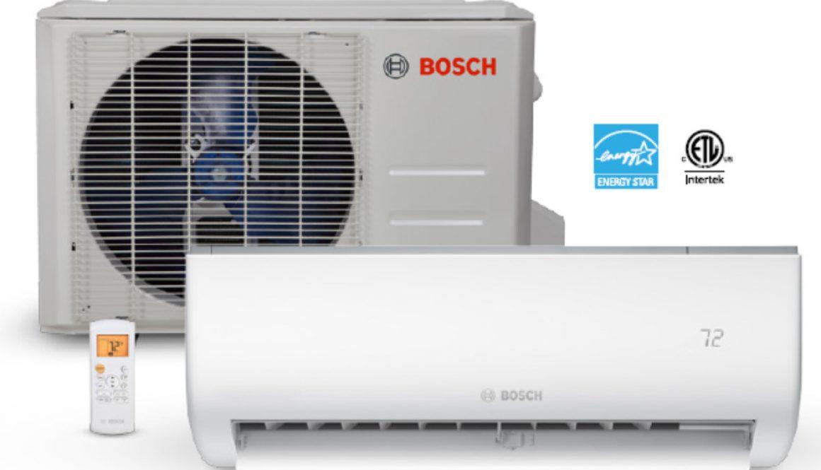 Bosch Climate 5000 AA Ductless Minisplit Heat Pump