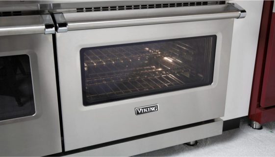 Viking Range New 7 Series Ranges. Photo Credit Viking Range