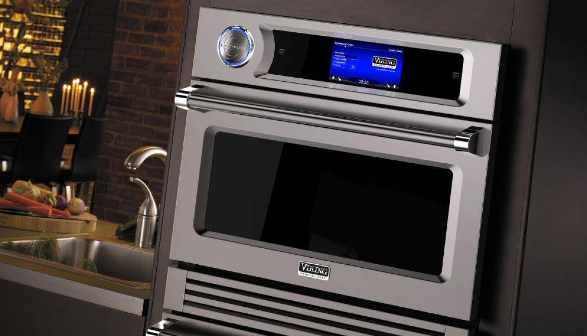 Viking Range New TurboChef. Photo Credit Viking Range. Cover
