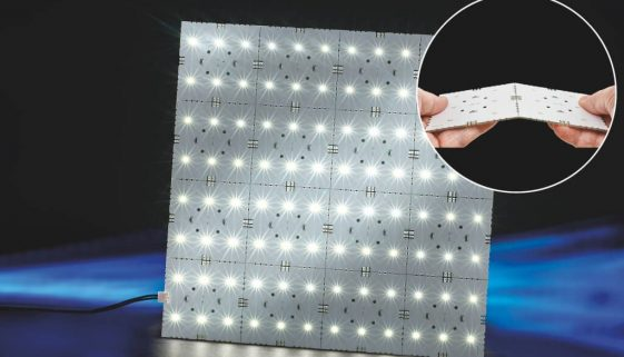 Snap D.Y.I. LED Panel Lighting - Credit - Tresco